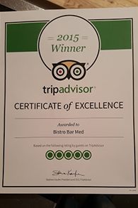 click here to view our reviews on trip advisor